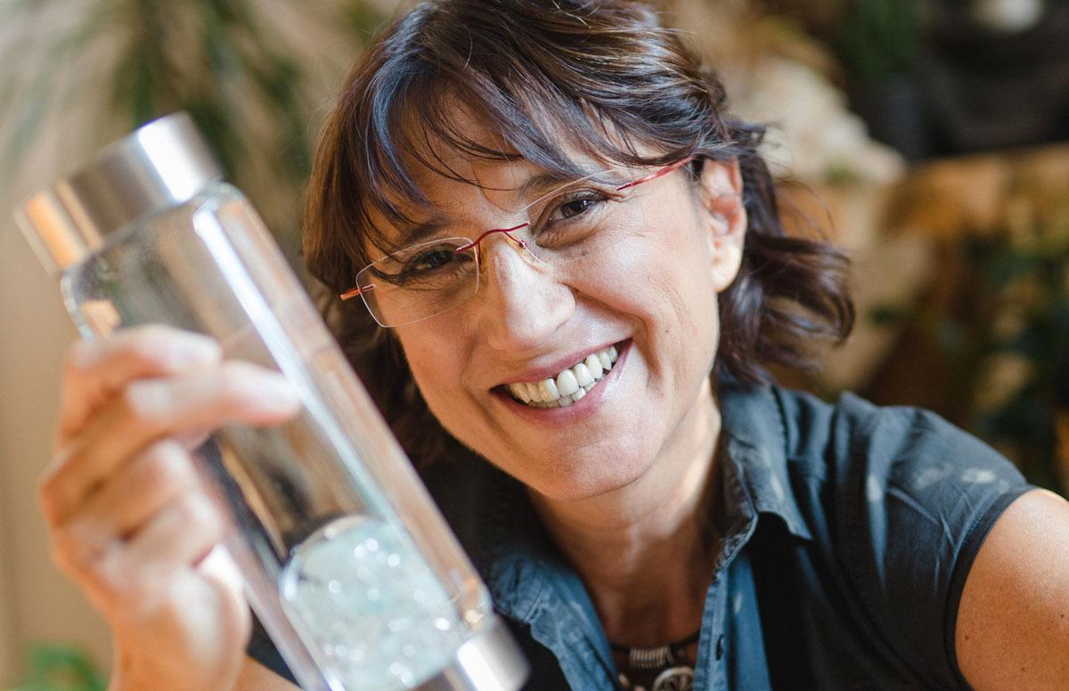 anja freese wasserfachberaterin wasserstoffwasser hydrogen water hydrogenisiertes wasser osmose 7